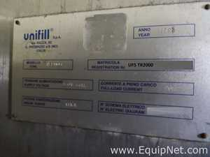 Unifill TR-2000 Form Fill Seal Machine