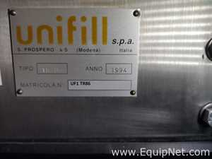 Unifill TR86 Form Fill Seal Machine