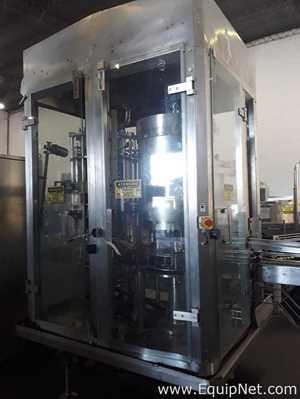 Serac Complete Line to Filling PET Jar 236 ml