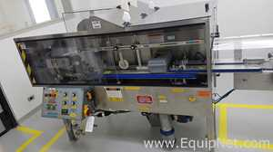 Kaps all liquid filler line Unscrambler, filler,  Capper, labeller, tape sealer