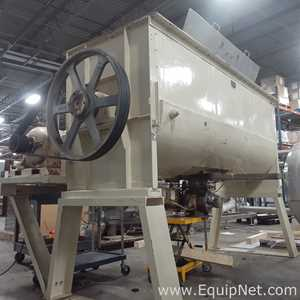 First Machinery Corp. 71.4 Cu. Ft. Stainless Steel Jacketed Ribbon Blender