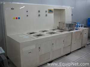Bancada para Processo Úmidos Dan Science DI-Cleaner