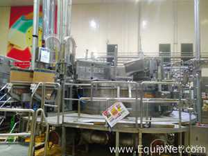 Tetra Laval STICK ROLLO-32 Moulding System