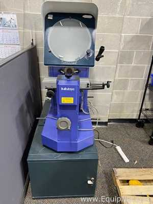 Mitutoyo Corporation PH-A14 Optical Comparator