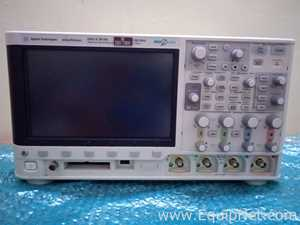 Osciloscópio Agilent Technologies DSO X 3014A