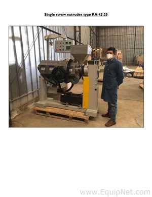 Línea De Extrusión Para Producir Alambre De PVC