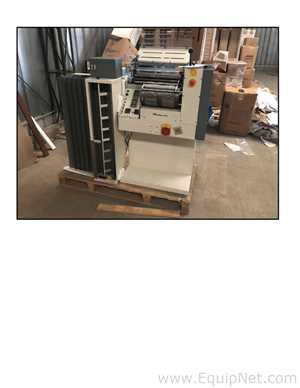 PVC SPIRAL SUPPLY MARLON 5000 Speed Former