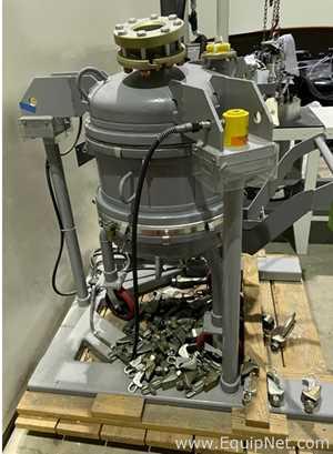 Dietrich 80-100 liter Glass Lined Reactor
