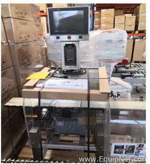 Bosch KWE 4000 Check Weigher