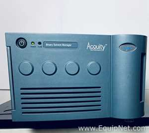 Sistema HPLC Waters Acquity Binary Solvent Manager
