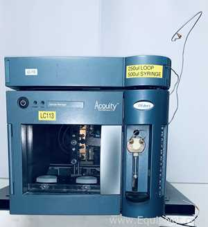 Sistema HPLC Waters Acquity Sample Manager