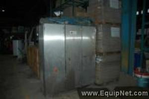 SS316 100-400KG Fluid Bed Dryer Granulator