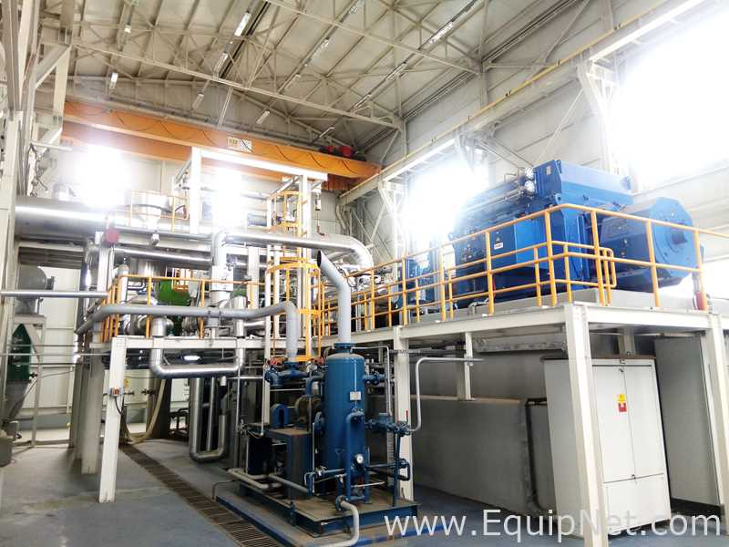 7 42 MW Siemens AG SST-400 Steam Turbine Generator Listing
