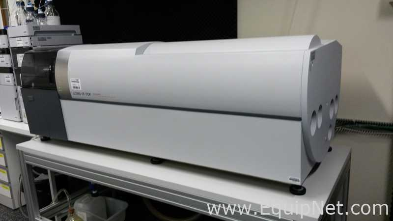 Mass Spectrometers from Shimadzu Listing #639885