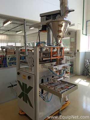 Indumak MM 1000 Bags Form Fill and Seal Filler Machine